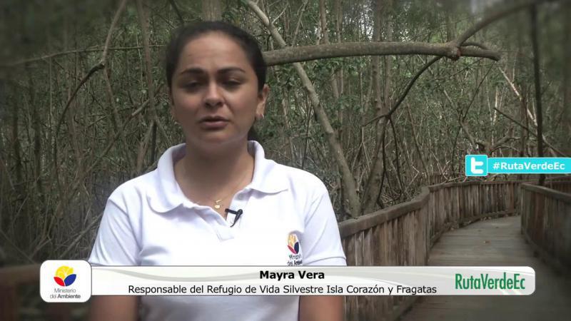 Refugio de Vida Silvestre Isla Corazón y Fragatas