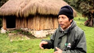Video documental del Parque Nacional Cayambe - Coca