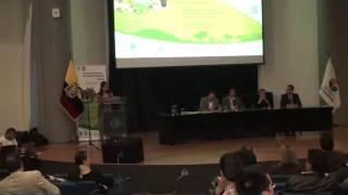 Memorias del II Congreso Nacional de Áreas Protegidas 2013